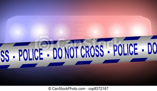 Police - csp8372167