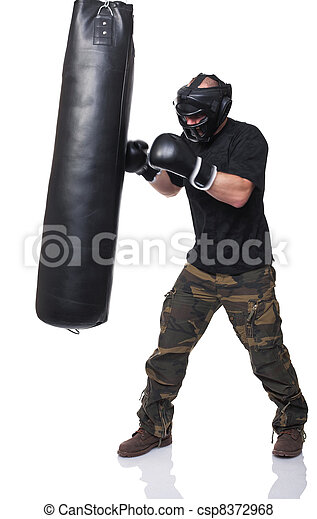 self defence training - csp8372968