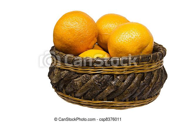 clementines - csp8376011