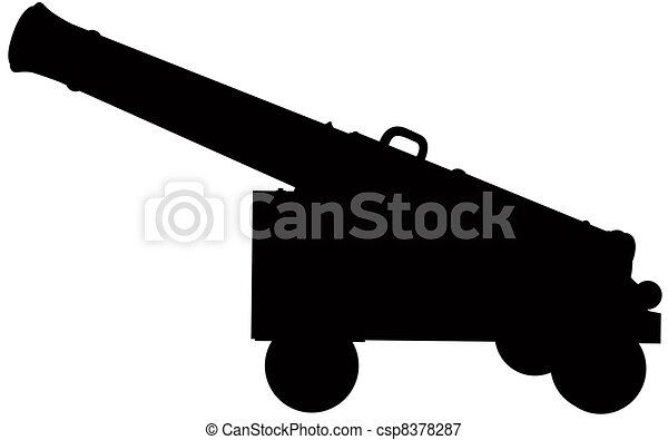 Cannon Illustrations and Clipart. 3,865 Cannon royalty free ...