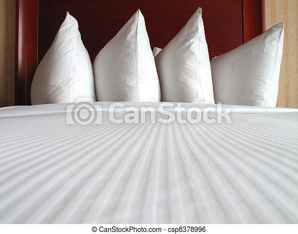 Pillows of Comfort - csp8378996