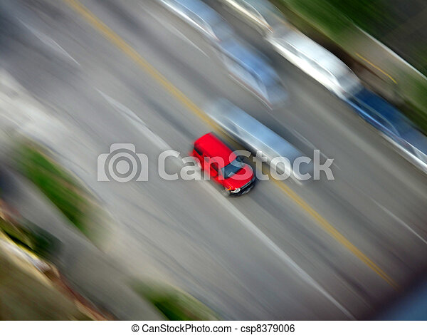 Driving - csp8379006