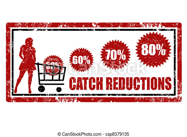 reductions stamp - csp8379135