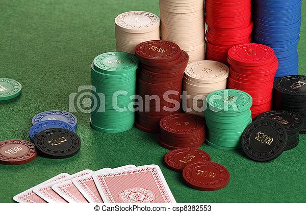 Gambling - csp8382553