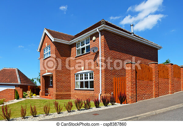 English architecture - csp8387860