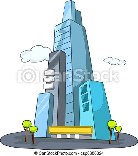 Clip Art Skyscraper Clipart skyscraper illustrations and stock art 35675 cartoon illustration skyscraper