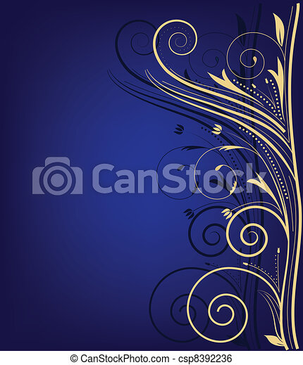 abstract nature background - csp8392236