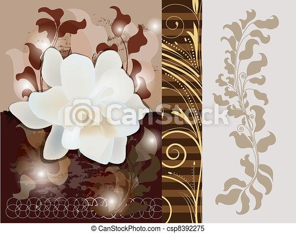 artistic panel - csp8392275