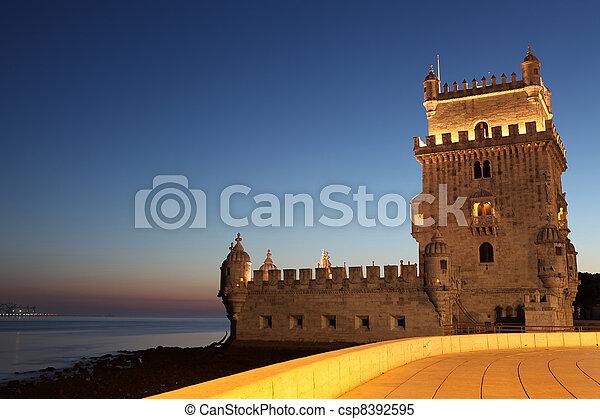 Lisbon, Portugal - csp8392595