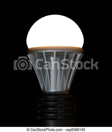 Lit LED Light Bulb - csp8396145