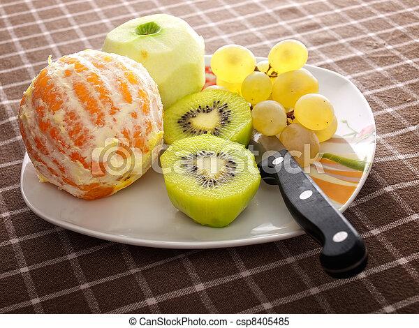 Stock im genes de pelado fruta varios tipos pelado for Cuchillo de fruta