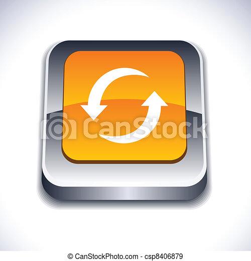 Refresh 3d button. - csp8406879