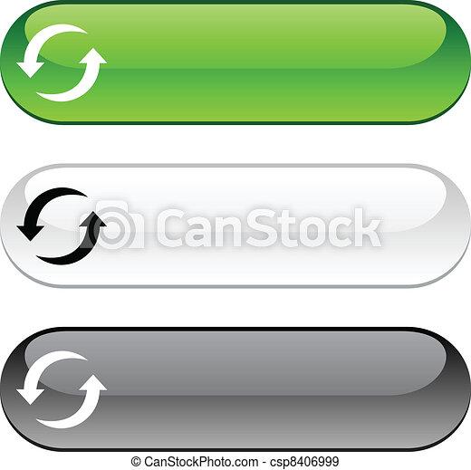 Refresh button. - csp8406999