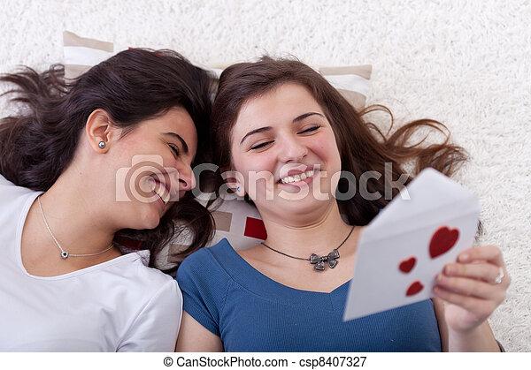 Foto junger Teenager pt