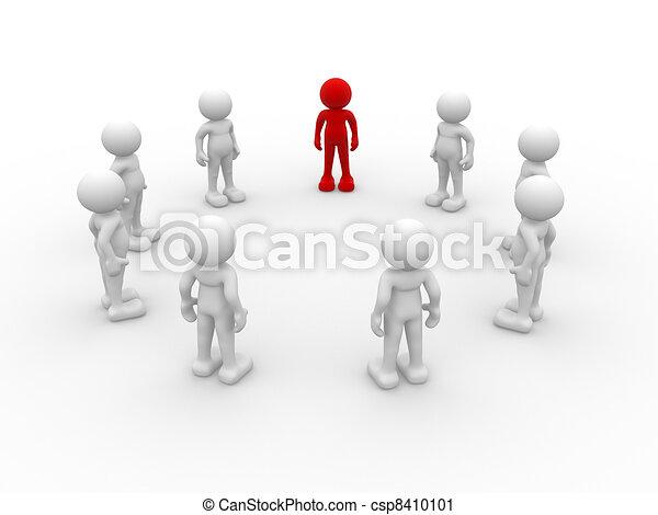 Teamwork - csp8410101