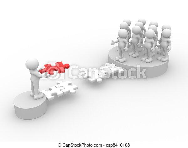 Jigsaw - csp8410108
