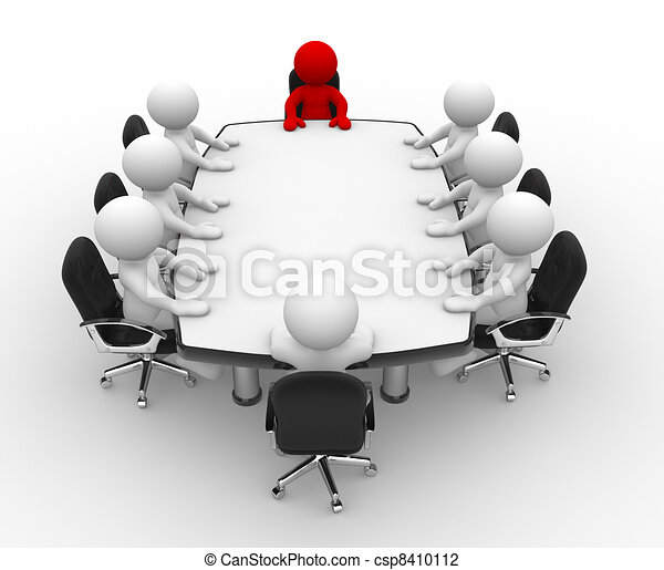 Conference table - csp8410112