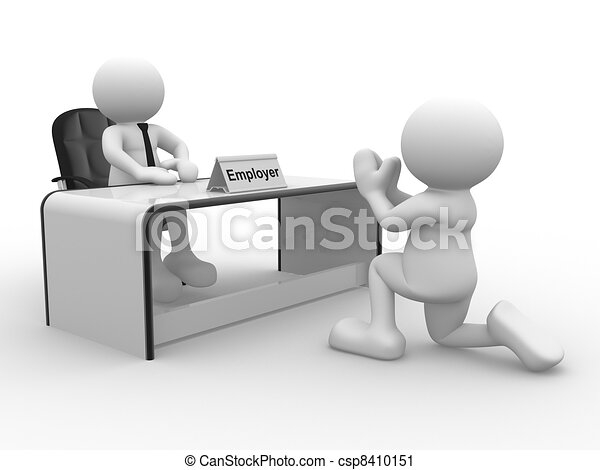 Employer  - csp8410151
