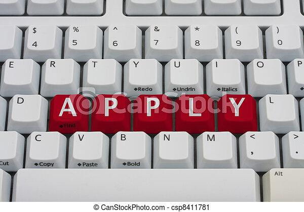 Apply Online - csp8411781