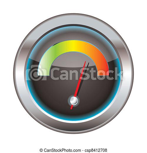 Download speedometer - csp8412708