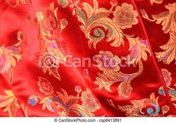 BANGKOK - JANUARY 23 : Chinese New Year 2012 - Celebrations in Chinatown, Bangkok, Thailand - csp8413891