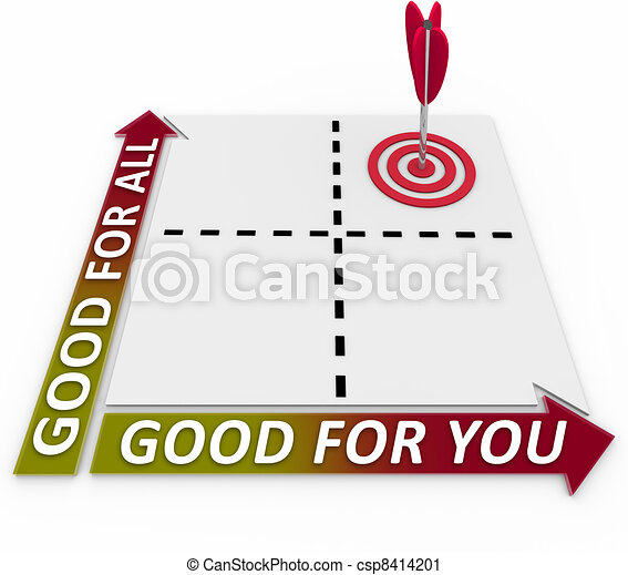 Good for You and for All Matrix Choose Priorities - csp8414201