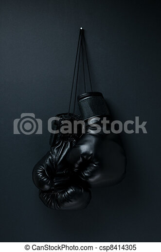 Boxing Gloves - csp8414305