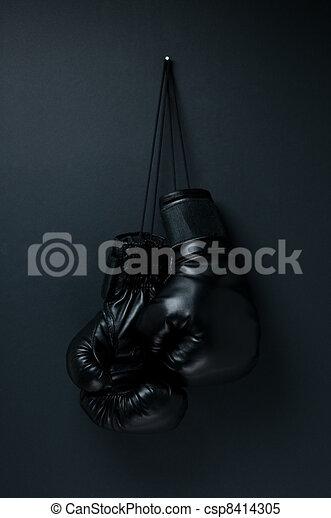 Boxing Gloves - csp8414305