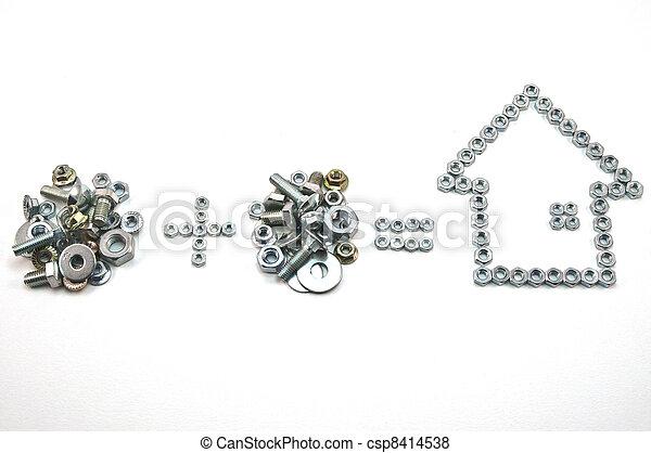 Immagini di disegno progetto casa vite bullonicsp8414538 cerca archivi fotografici foto - Disegno progetto casa ...