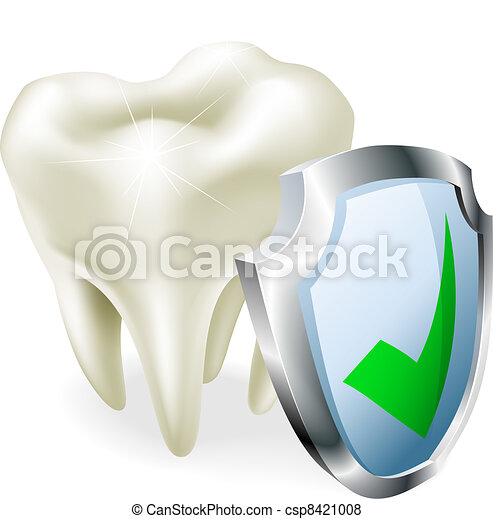Tooth protection concept - csp8421008