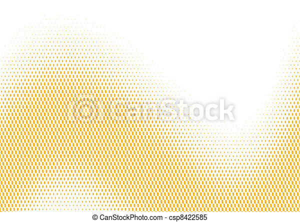 Vector background with spots - csp8422585