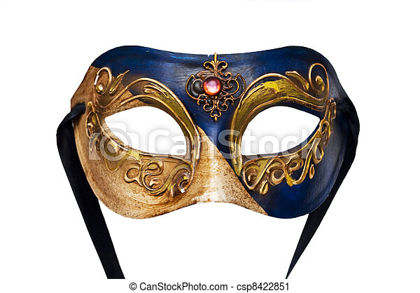 Carnival mask - csp8422851