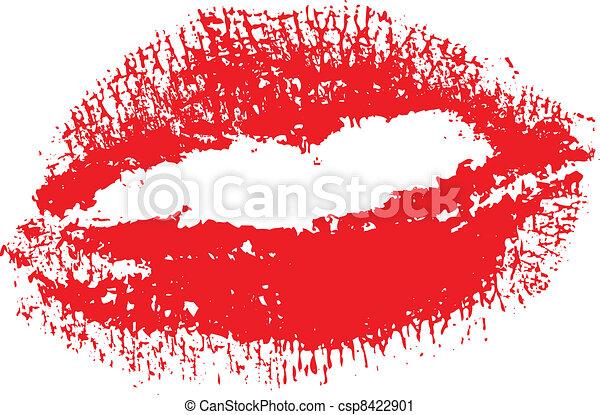 lips  - csp8422901