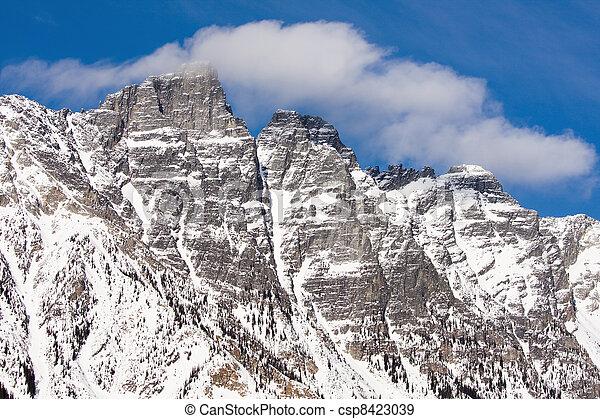 montagne - csp8423039