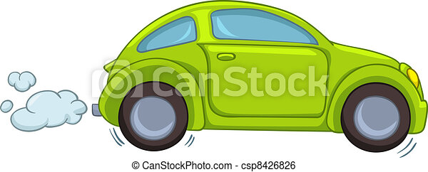 Cartoon Car - csp8426826