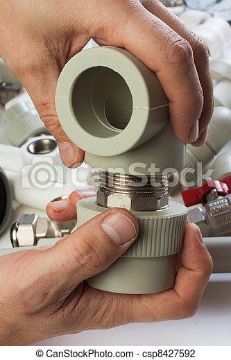 Plumbing fixtures - csp8427592