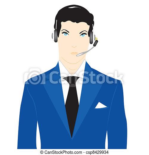 Man operator - csp8429934