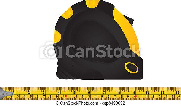 tape measure - csp8430632