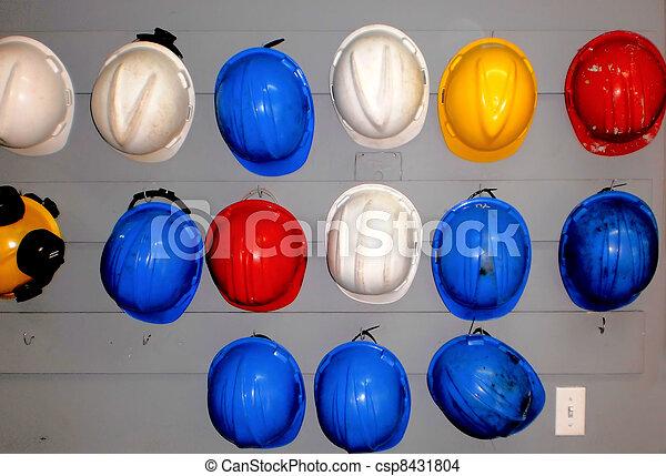 Safety helmets - csp8431804