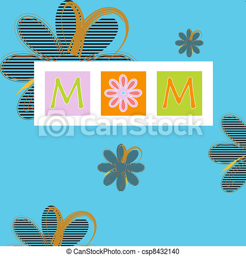 mother's day - csp8432140
