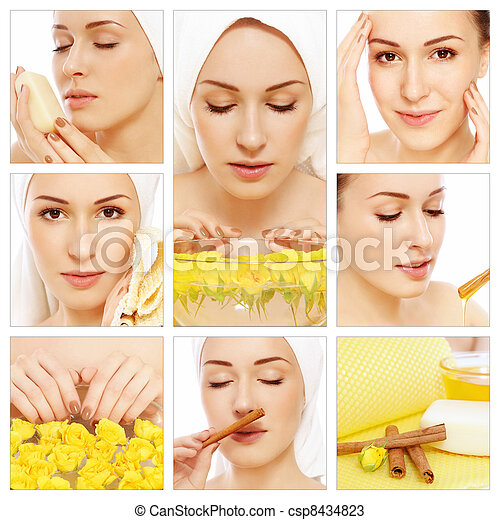 Hygiene and skin care - csp8434823