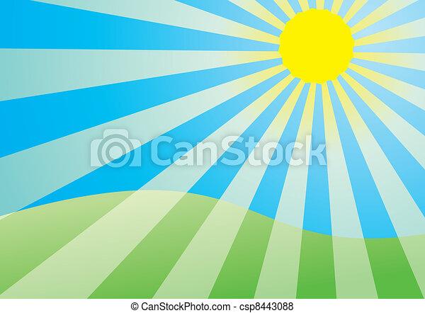 sunlight - csp8443088