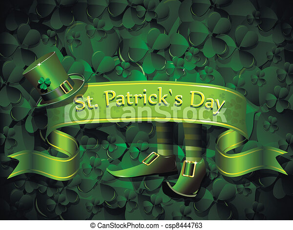 St. Patricks Day - csp8444763