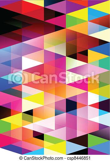 Geometric Nightmares - csp8446851