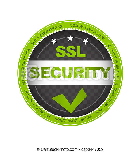 SSL Security - csp8447059