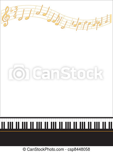 Music Entertainment Poster Frame - csp8448058