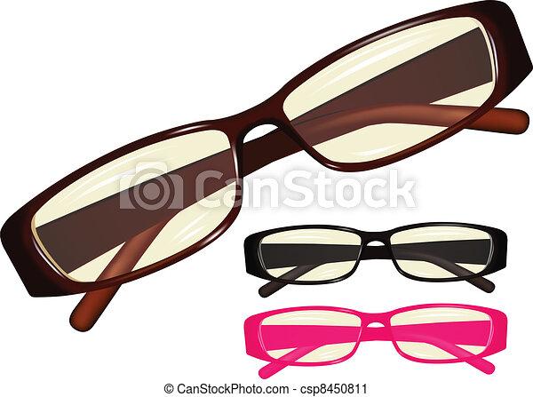 eyeglasses - csp8450811
