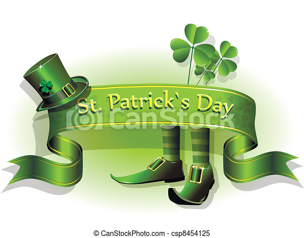 St. Patricks Day - csp8454125