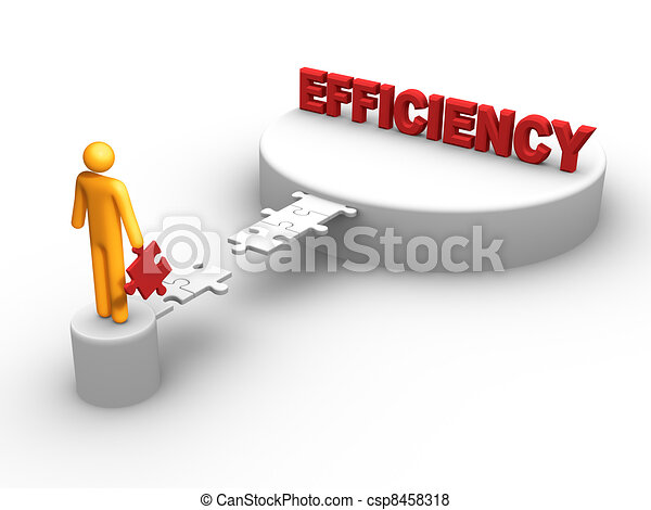 Efficiency - csp8458318