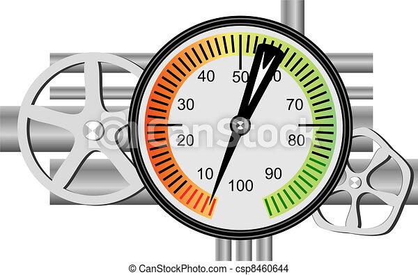 Fuel meter - csp84